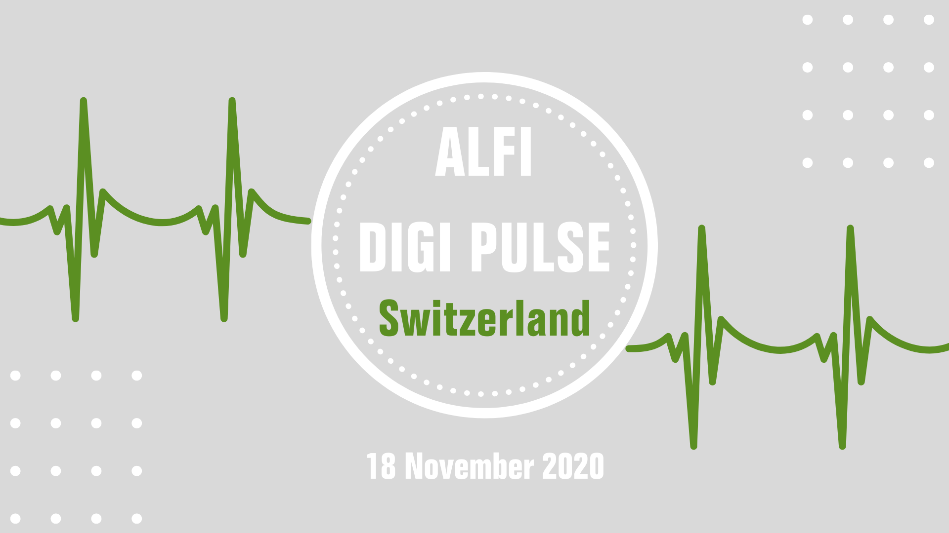 Alfi digi pulse switzerland banner