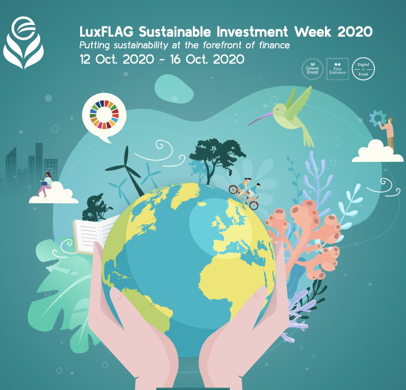 luxflag sustainable week advert
