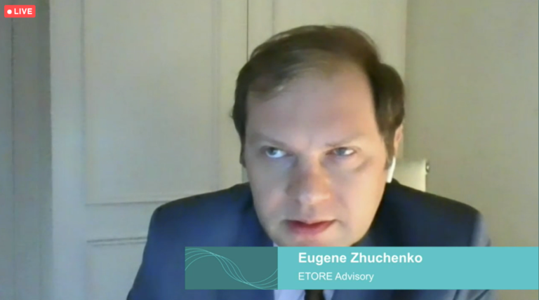 Screenshot of Eugene Zhuchenko