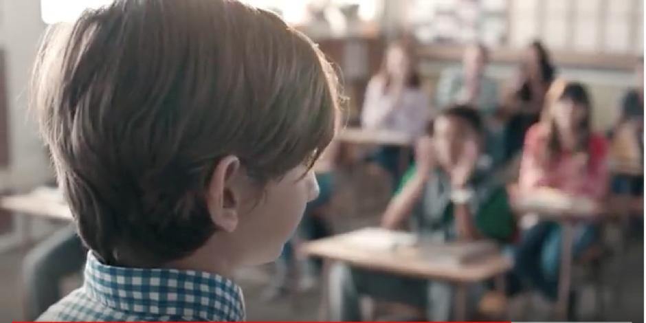 Screenshot from Google Nexus ad