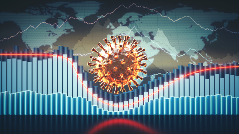 Covid-19 impacts economies across the globe