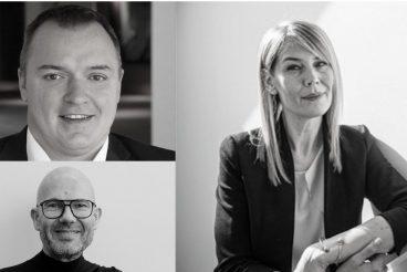 Daniel Capocci, Hedda Pahlson-Moller, Serge Krancenblum