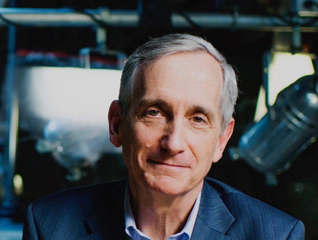 Headshot of Jamie Broderick, Impact Investing Institute